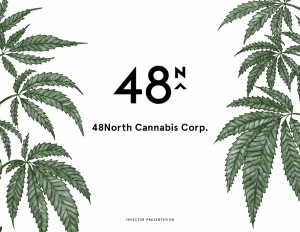 48North Cannabis Corp. (NRTH) logo