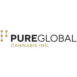 Pure Global Cannabis Inc. (PURE) logo